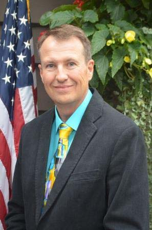 Image of Greg Peterson, VSO Officer